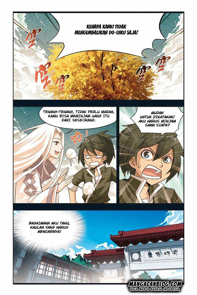 Battle Through Heaven Chapter 04-10