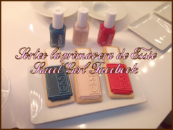 **Sorteo Sweet Girl Facebook**