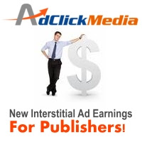 AdClickMedia-New Adsense Alternative
