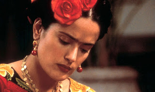 Salma Hayek in Frida Movie as Frida Kahlo