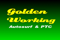 Golden Workink AutoSurf e PTC