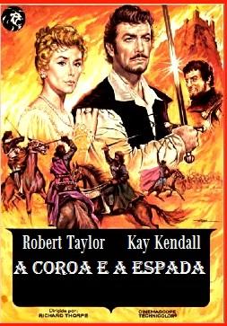 A COROA E A ESPADA - QUENTIN DURWARD - 1955
