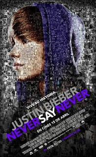 Justin Bieber: Nunca digas nunca jamas (2011)
