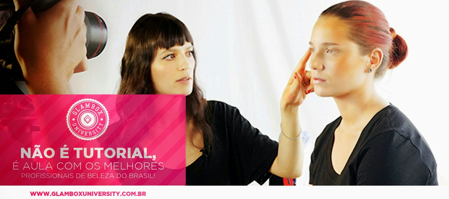 Glambox University, curso, maquiagem, online