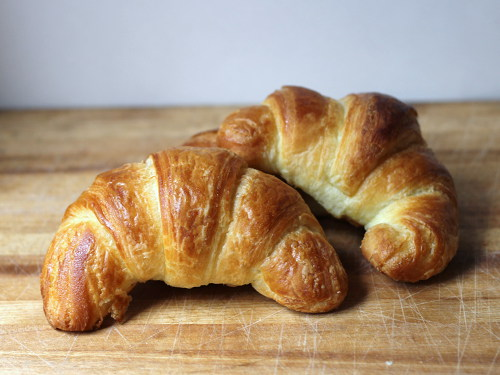 Cookistry: Home Made Classic Croissants