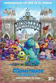 Monsters University (2013) 3D Hollywood Full Movie Free Download