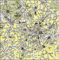 Mappa Politica della Città di Milano