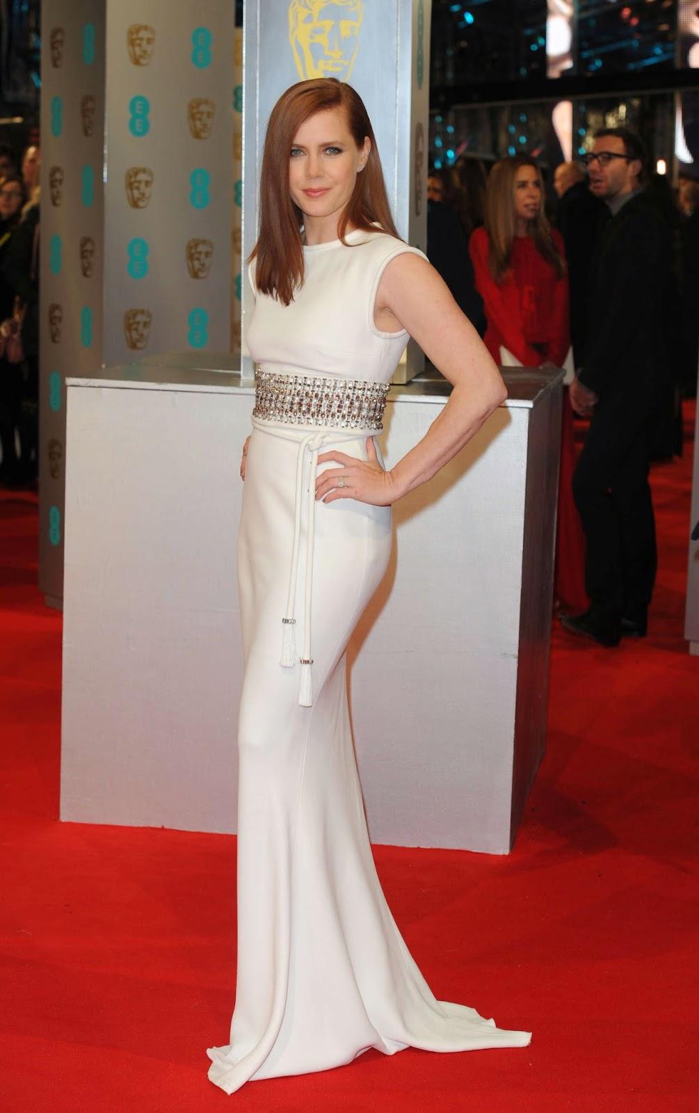 Amy Adams: BAFTA Awards 2015