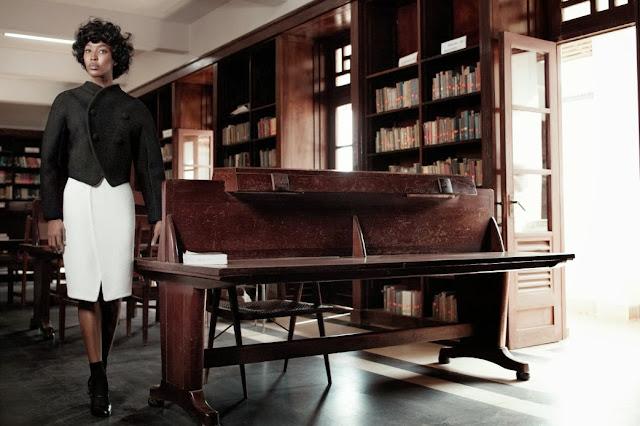 Naomi Campbell - Michelle Obama