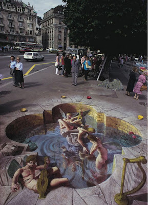 chalk sidewalk art - kurt wenner image gallery