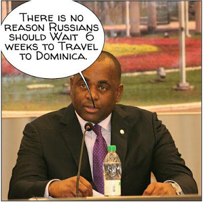 Skerrit Advocates Visa-Free travel with Mafia State
