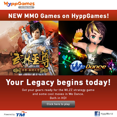 New MMO Games On HyppGames