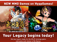 New MMO Games On HyppGames!