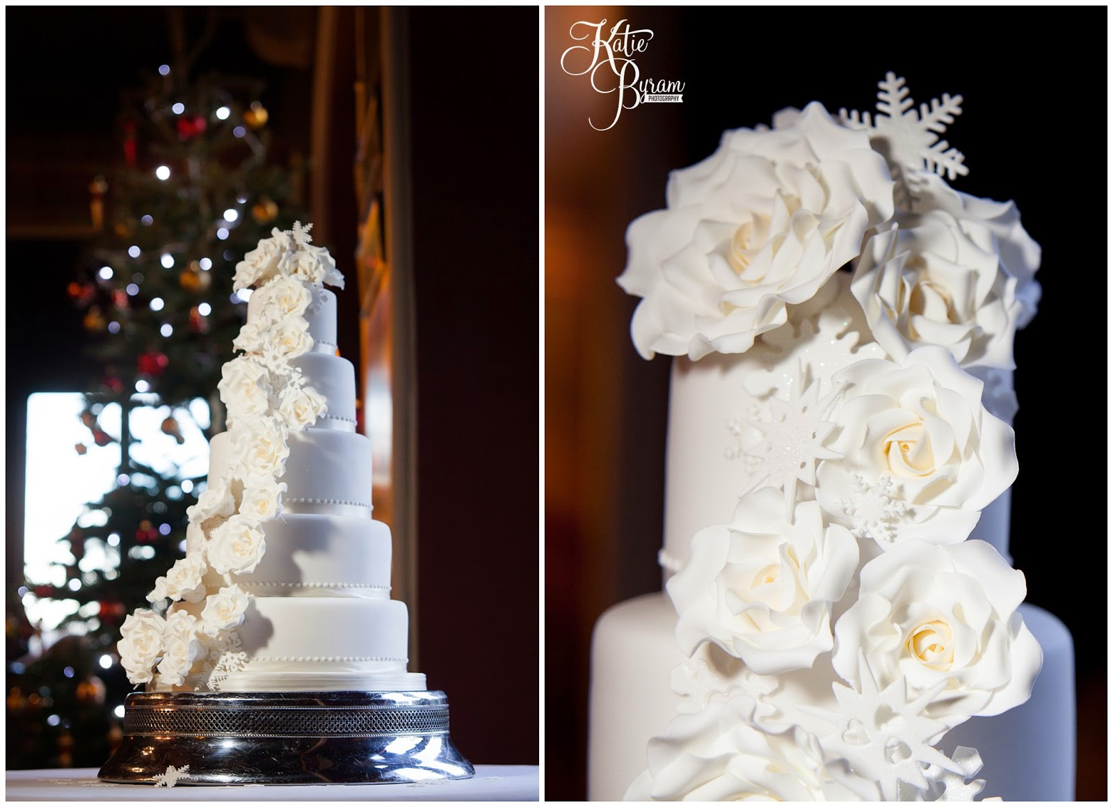 the mastercakesmith, winter wedding cake, ellingham hall wedding, alnwick wedding, katie byram photography, ellingham hall, mia sposa bridal, wedding venues north east, newcastle wedding photographer, ellingham, alnwick treehouse wedding, adam prest flowers, winter wedding, winter wedding theme, by wendy stationery, quirky wedding photography, northumberland wedding, northumberland, dani.mua, dani make up artist, lisa cameron hair