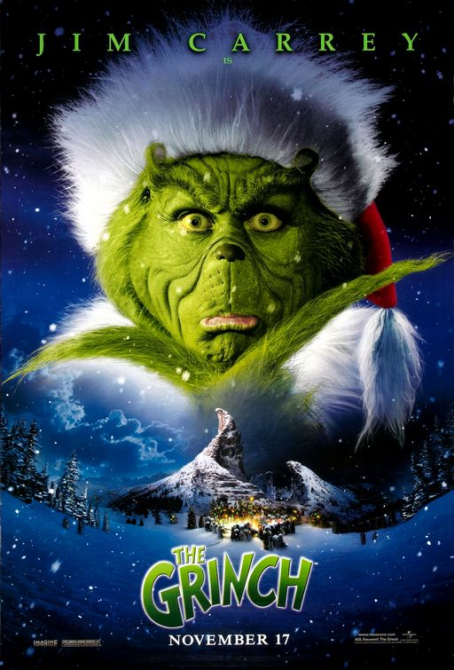 The Grinch movie poster