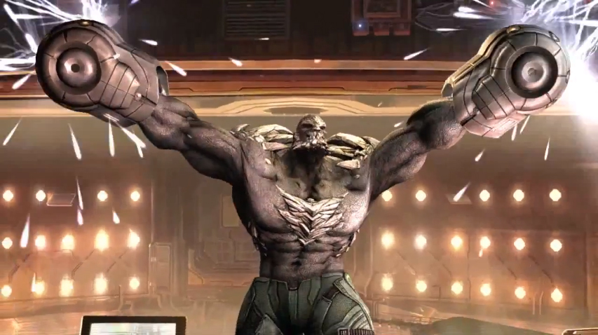 Injustice Gods Among us Doomsday Doomsday Joins Injustice Gods