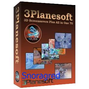 3Planesoft Screensavers 3D