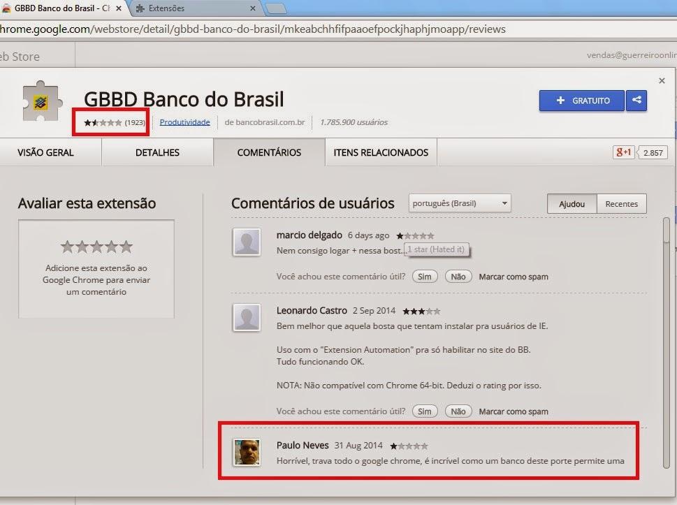 gbbd banco do brasil itunes