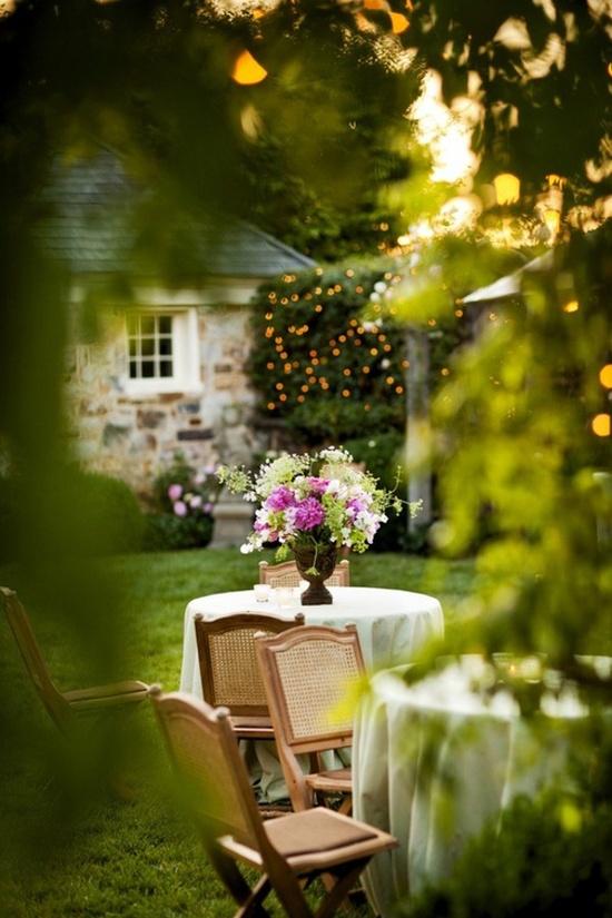 2 Hearts B 1 Designs: {Sweet Ideas} Garden Party