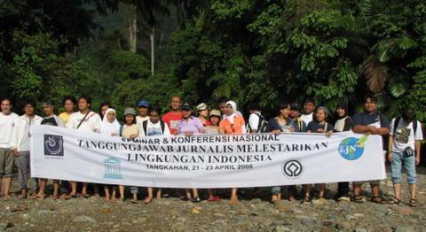 Indonesia Butuh Jurnalis Lingkungan