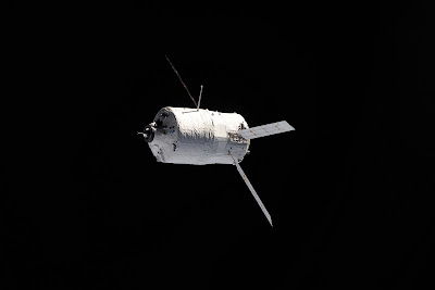 Johannes Kepler spacecraft enroute to ISS
