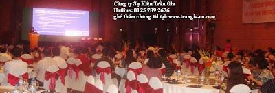 Cho thue thiet bi dich song ngu |To chuc su kien Tran Gia