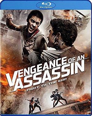 Filme Poster Vingança de Um Assassino BDRip XviD & RMVB Dublado