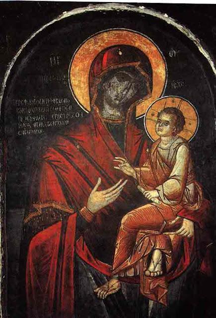 Молитвы богородице при болезнях детей