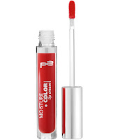p2 Neuprodukte August 2015 - moisture + color lip cream 020 - www.annitschkasblog.de
