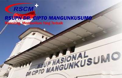 Lowongan Kerja RSUPN DR. Cipto Mangunkusumo
