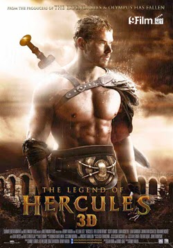 The Legend of Hercules 2014 poster