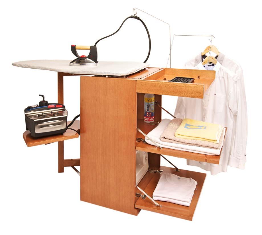 Decoracion y manualidades noviembre 2011 - Mueble para guardar tabla de planchar ...