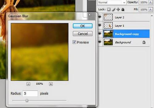 Hướng dẫn cách ghép ảnh đơn giản bằng Photoshop