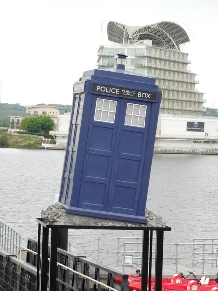 TARDIS Cardiff Bay