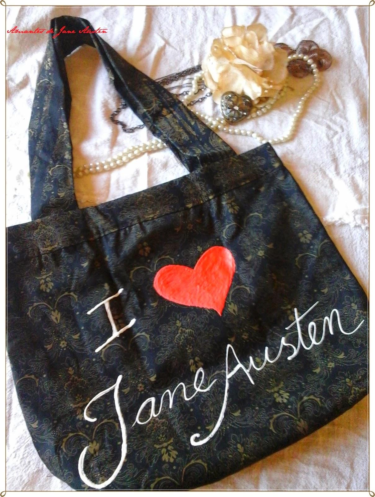 Bolsa I Love Jane Austen