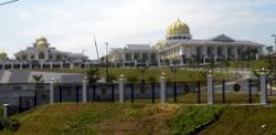 Neuer Palast des malaysischen Königs in Kuala Lumpur