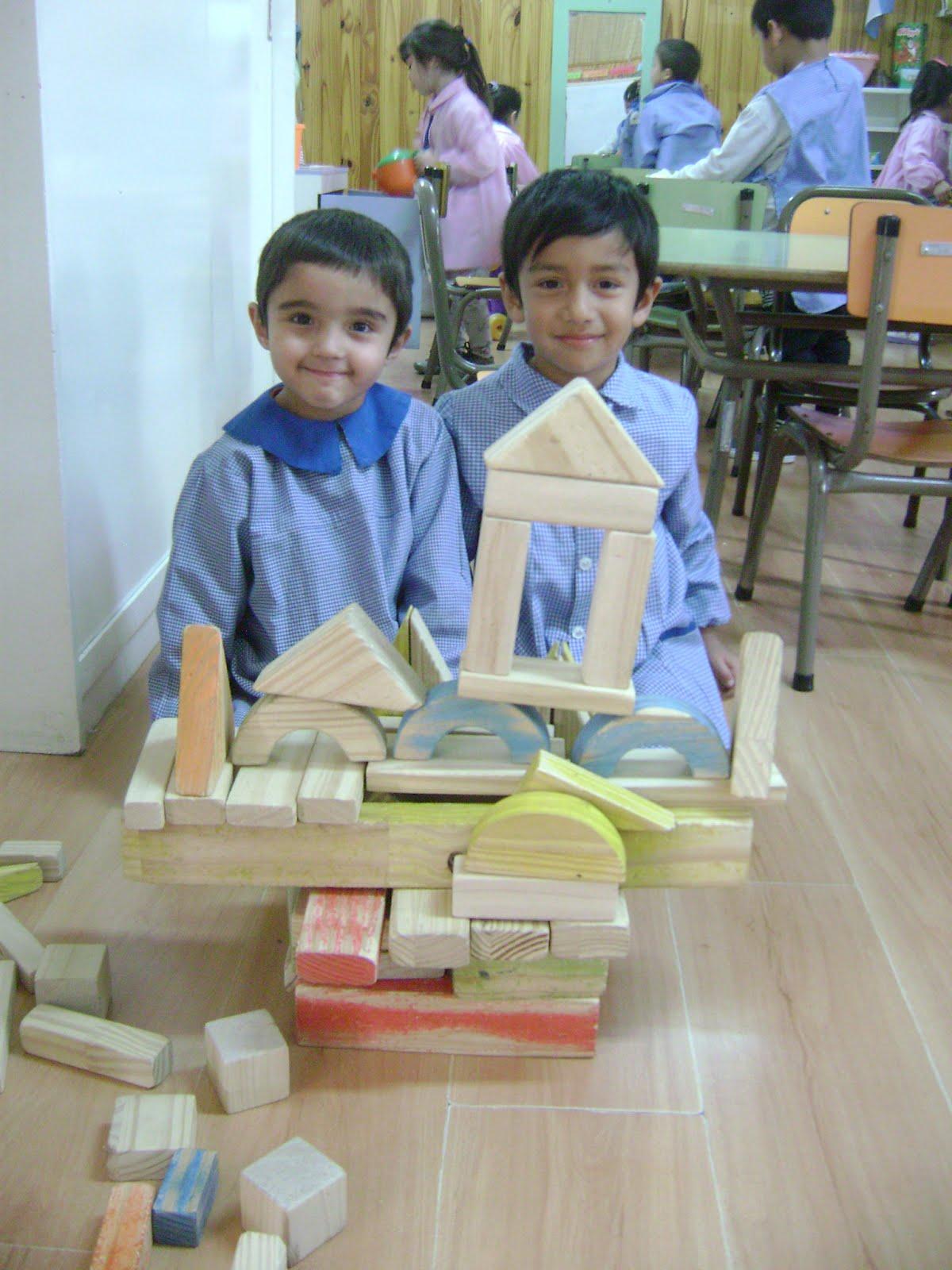 Dos amigos constructores