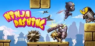Ninja Dashing, gratis para iphone y android