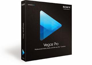 Sony Vegas Pro 12.0 Build 726 + Keygen