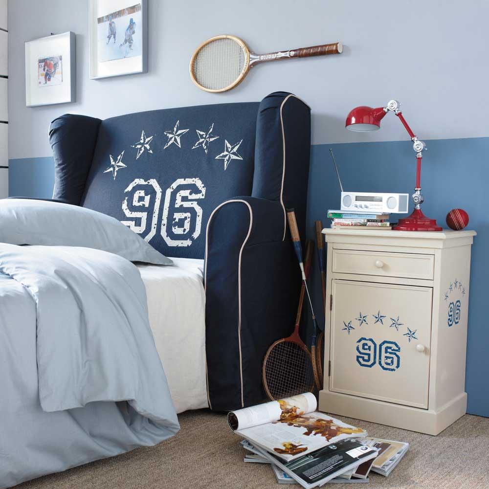 Cabeceros infantiles ni o ideas para decorar dise ar y - Cabeceros de cama para ninos ...