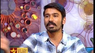 Koffee with DD – Dhanush and K V Anand  Vijay Tv Promo 22nd February 2015