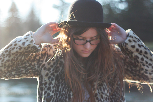 Jade rose style- hipster hat