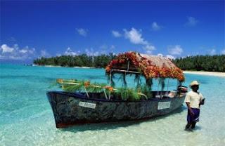 Isla Mauricio ofrece a la turista todos los deportes acuáticos que pueda imaginar;