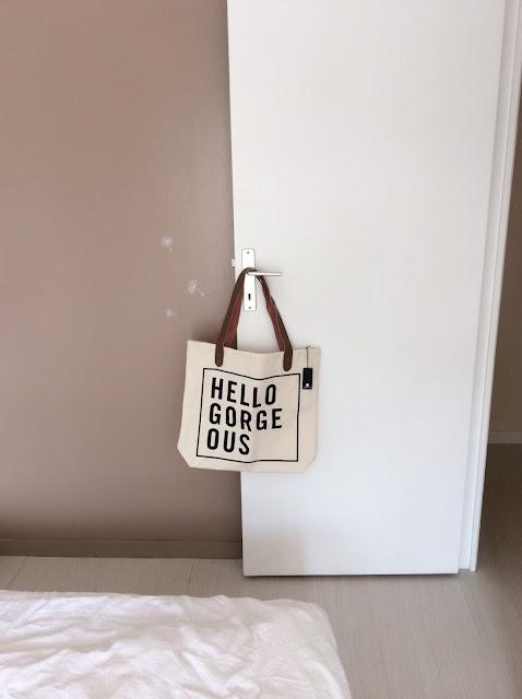 Cleosurlatoile.fr - tote bag