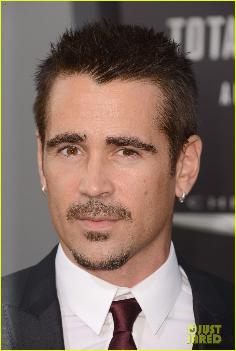 The gallery for --> Colin Farrell Shirtless Total Recall