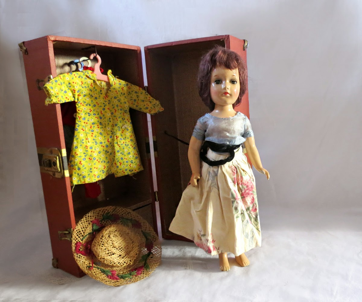 how to make composition dolls