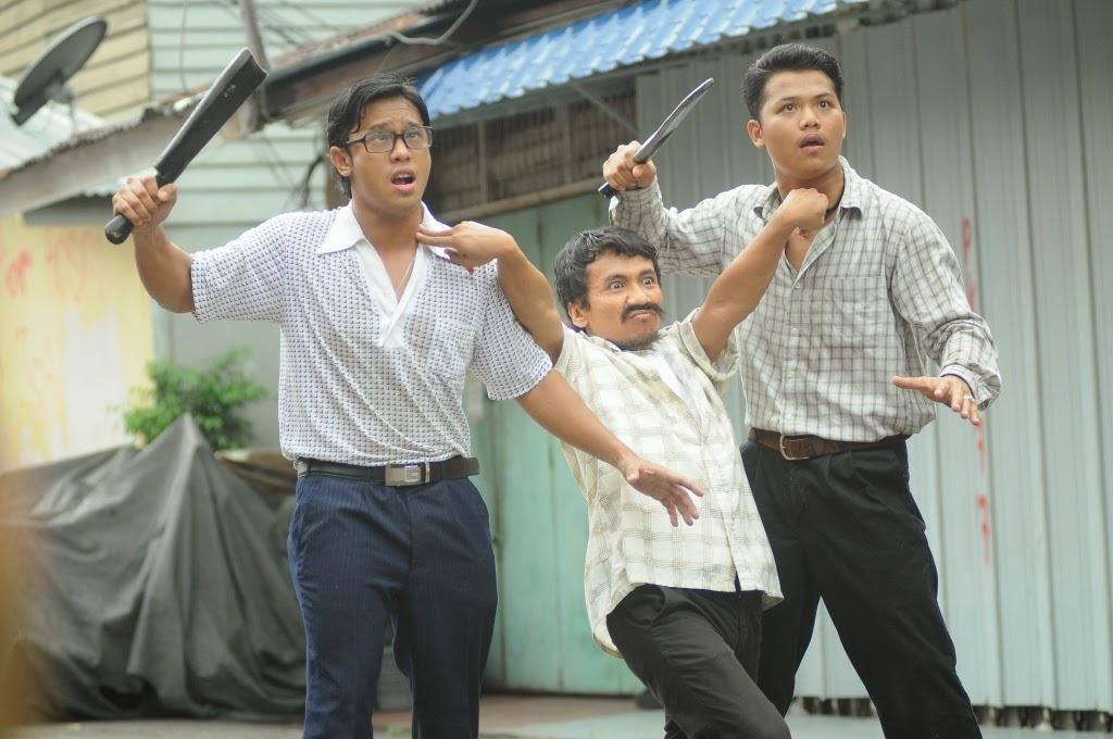 Pelakon Abang Long Fadil