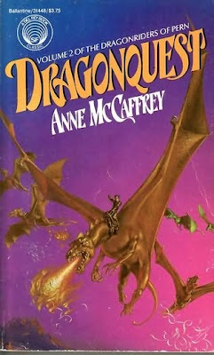 Dragonquest (Dragonriders of Pern: Book 2)
