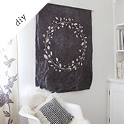 Batik diy wall hanging | Kelly Murray