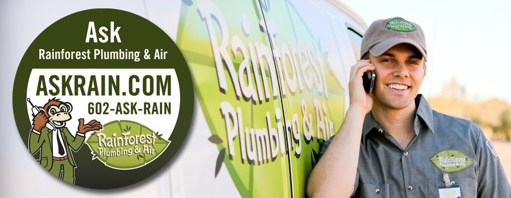Ask Rainforest Plumbing & Air